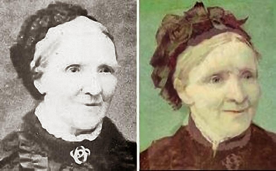 Ван Гог, картина, написанная по фотографии